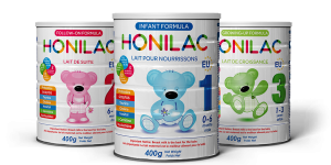 HONILAC Nutrition Infant Formula in 3 Stages