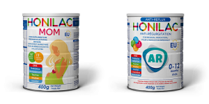 Honilac Special Formulas for pregnant and nursing mothers and anti-reflux for babies